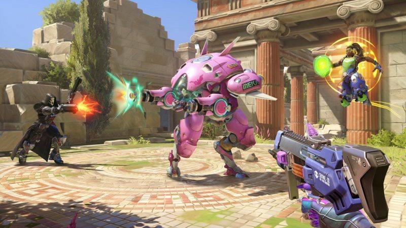Overwatch Screenshot.