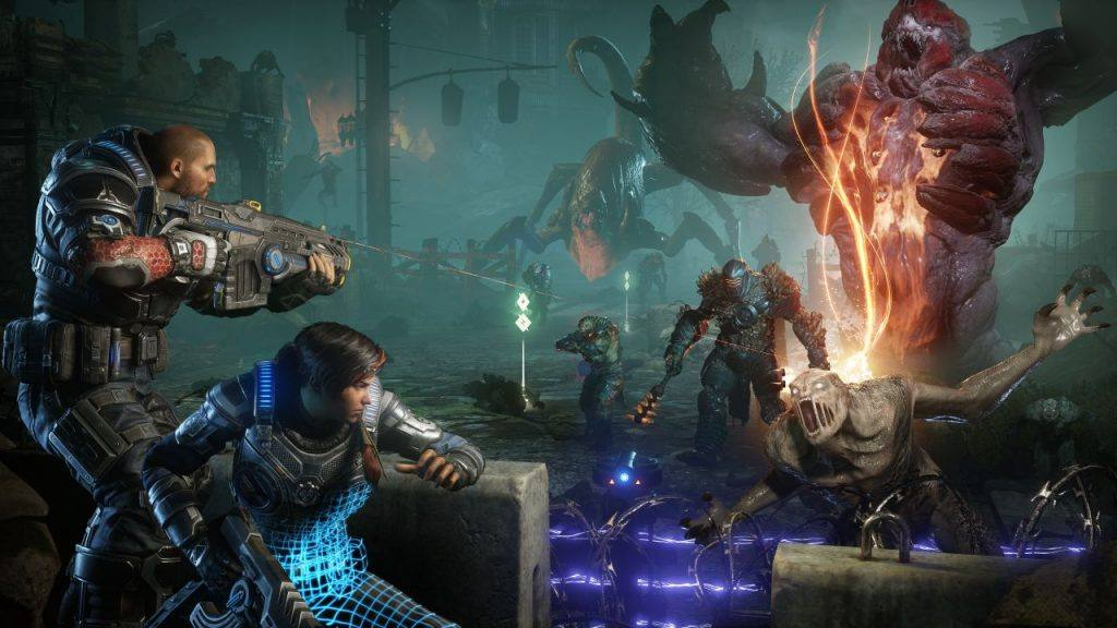 Best PC Games 2019 Gears of War 5