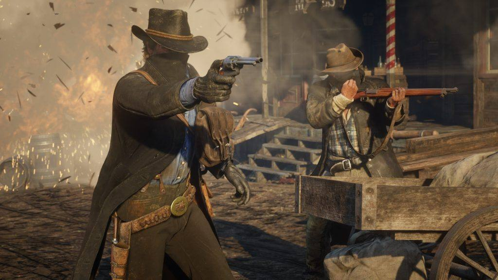 Red Dead Redemption also makes the list of Best PC Games of 2019