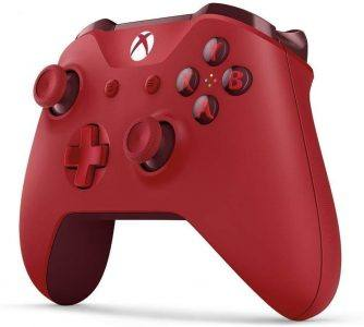 Colour co-ordinate their gaming setup with this fantastic red xbox one controller.