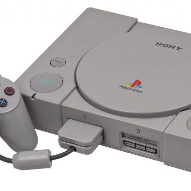 An image of a PS1 for the article discussing Rare and Valuable PS1 Games