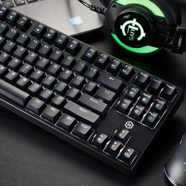 An image showing the Hexgears K520 Keyboard.