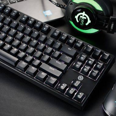 An image showing the Hexgears K520 Keyboard.