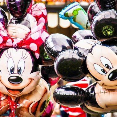 An image showing Disney Baloons.