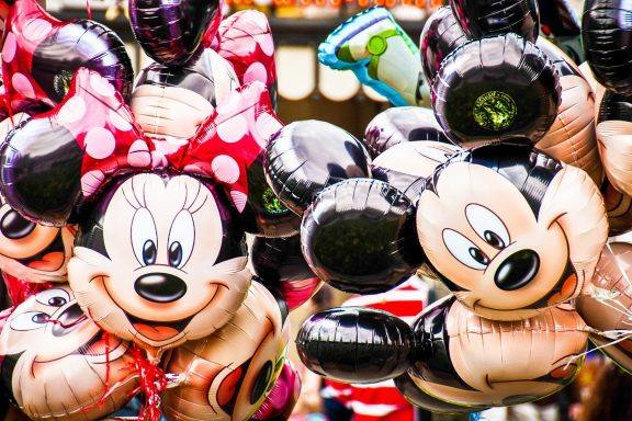 An image showing Disney Baloons.