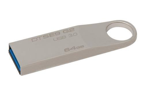Kingston is a really good USB stick brand. Perfect to carry in your tech backpack.