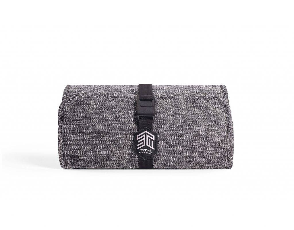 This image shows the granite black dapper wrapper.