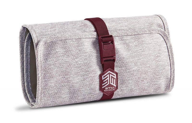 The STM Wrapper Dapper is the perfect accessory storage pouch.