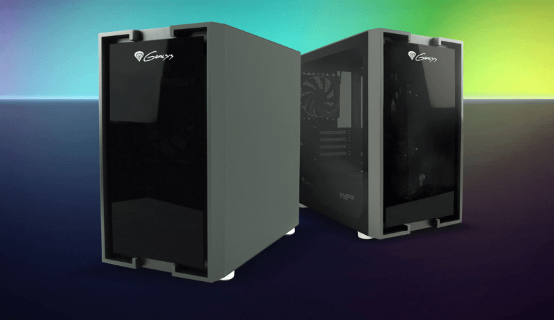 Irid 353 PC Case Review