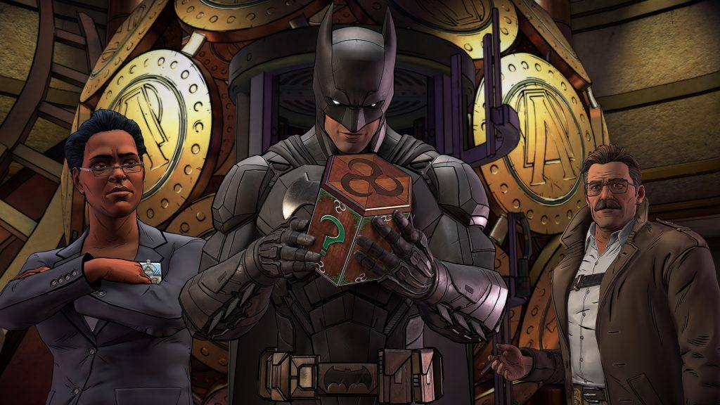 Batman returns to games with gold march 2020