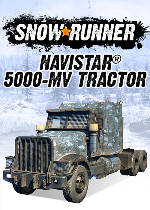 Pre-Order SnowRunner on Xbox and get a bonus vehicle.