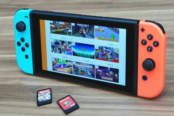 Nintendo Switch Online Games List