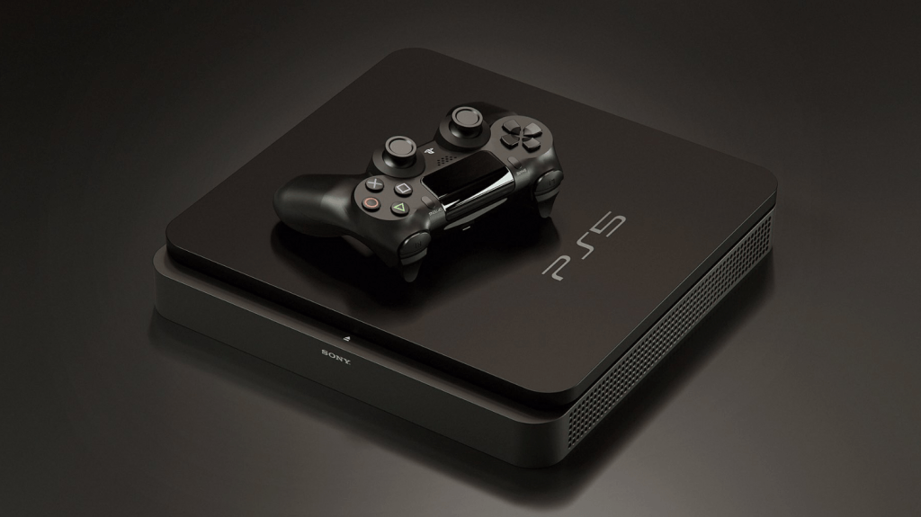 What the PS5 could look like when it gets released.