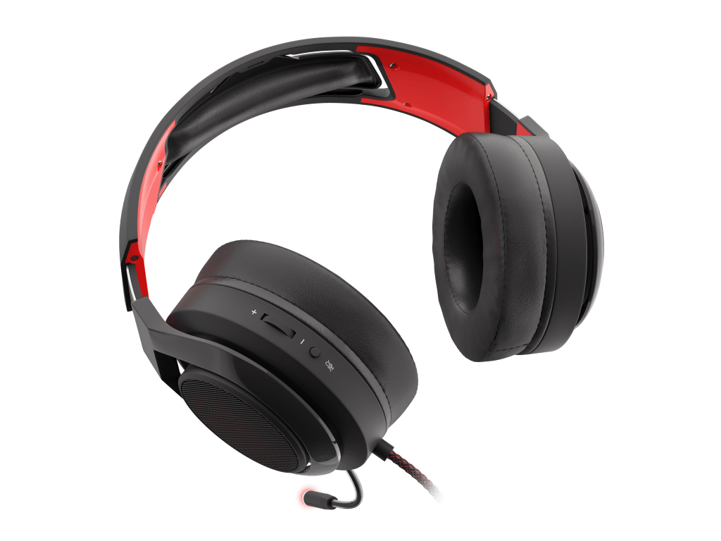 It's a stylish and comfortable headset.