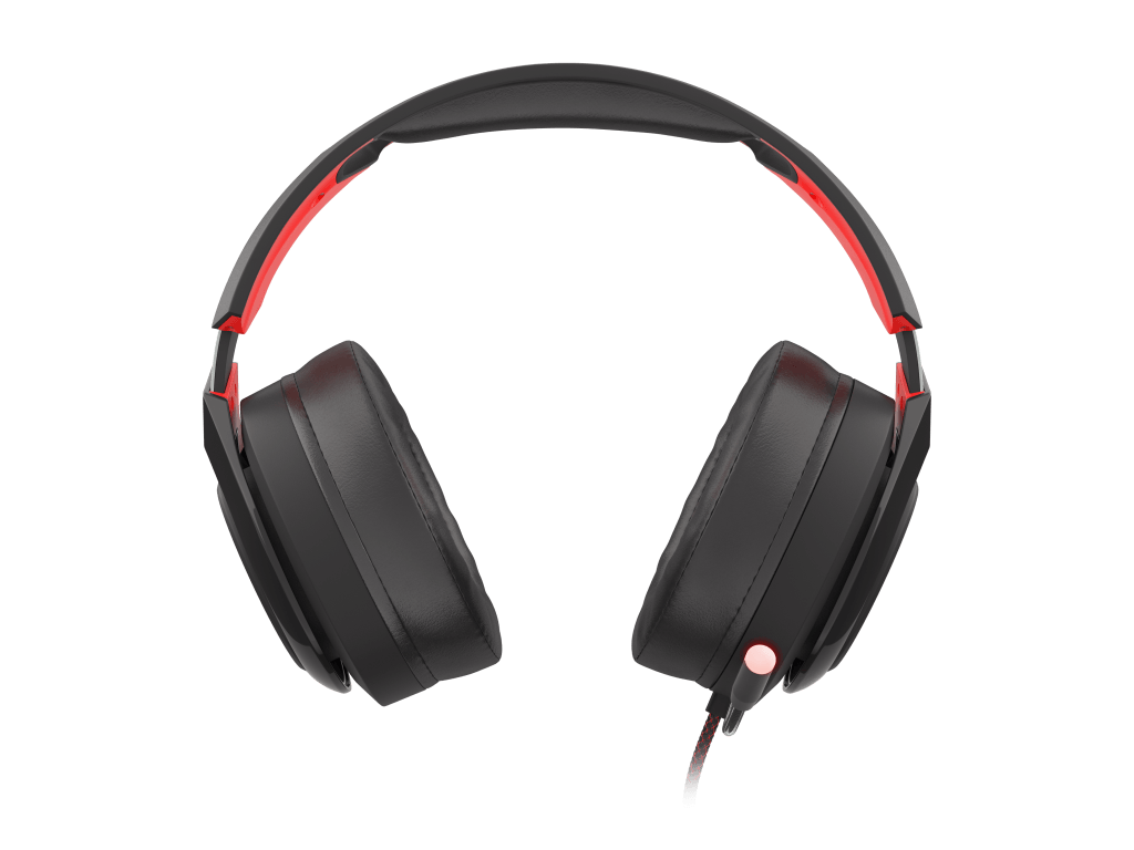 A front profile view of the Radon 610 Gaming Headset.