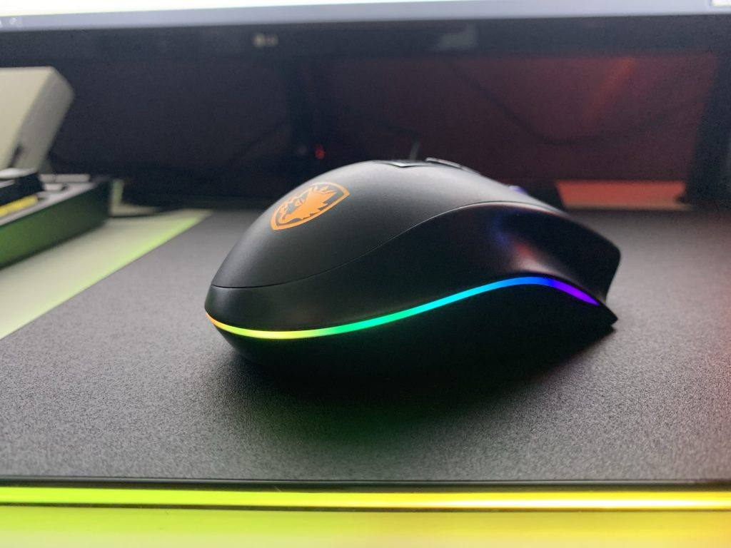 The Sades Axe Gaming Mouse is a fantastic peripheral for gamers!