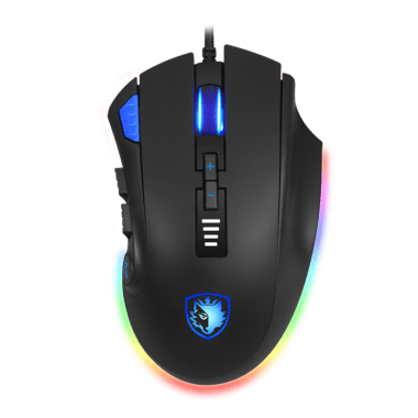 Sades Axe Gaming Mouse Review