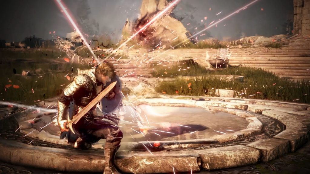 Shadow Arena Release Date News - The press release offers us these awesome screenshots.