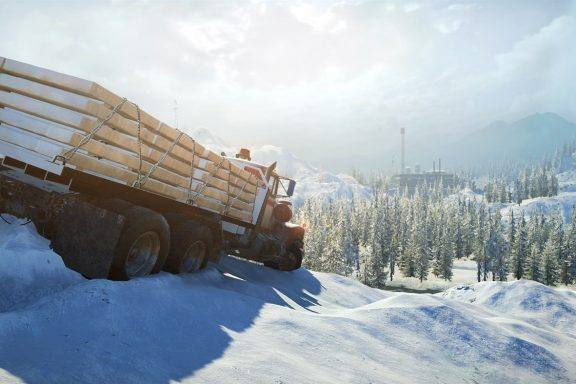 SnowRunner Xbox Release Date has been announced.
