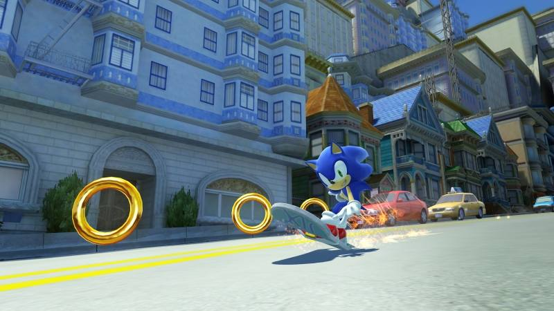 Have a bit of nostalgic gaming with Sonic Generations, available on Xbox Games With Gold in March