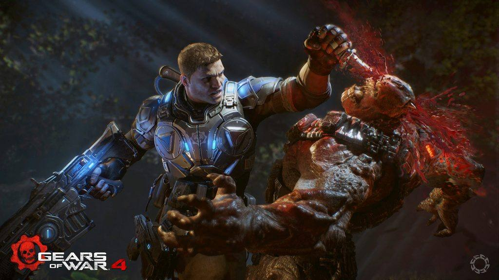 Gears 4 is probably the best gears of war games.