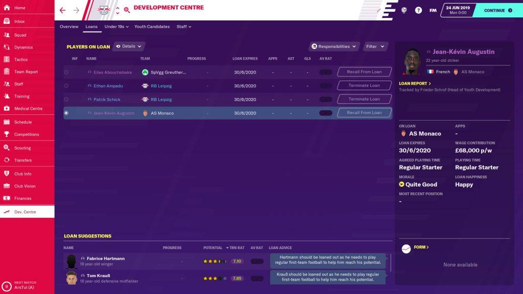 Take a look at our list of the best laptops for football manager.