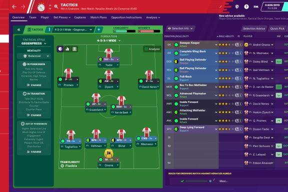 Best Laptops For Football Manager: Get the best out of this awesome Football Sim.