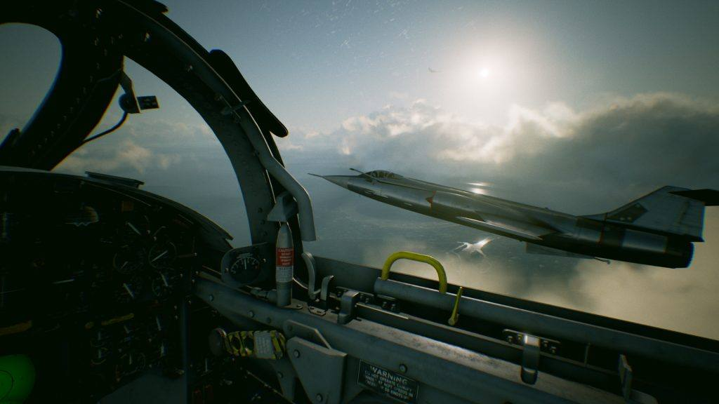 Ace Combat is coming soon to Games Pass in April.