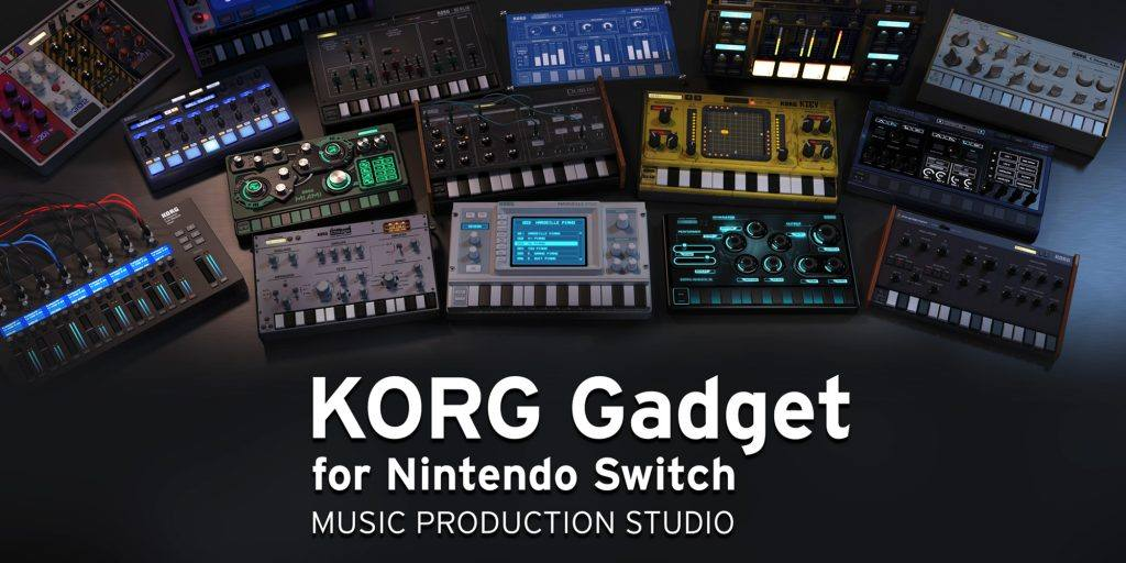 Music Production on your Switch? A perfect educational game for kids.