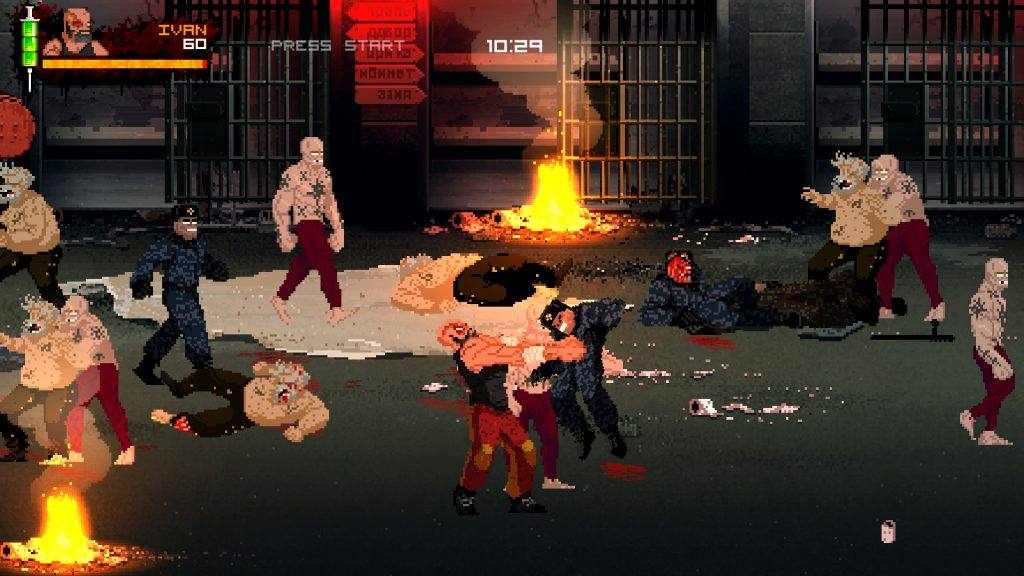 This old school beat 'em up is coming to game pass for PC!