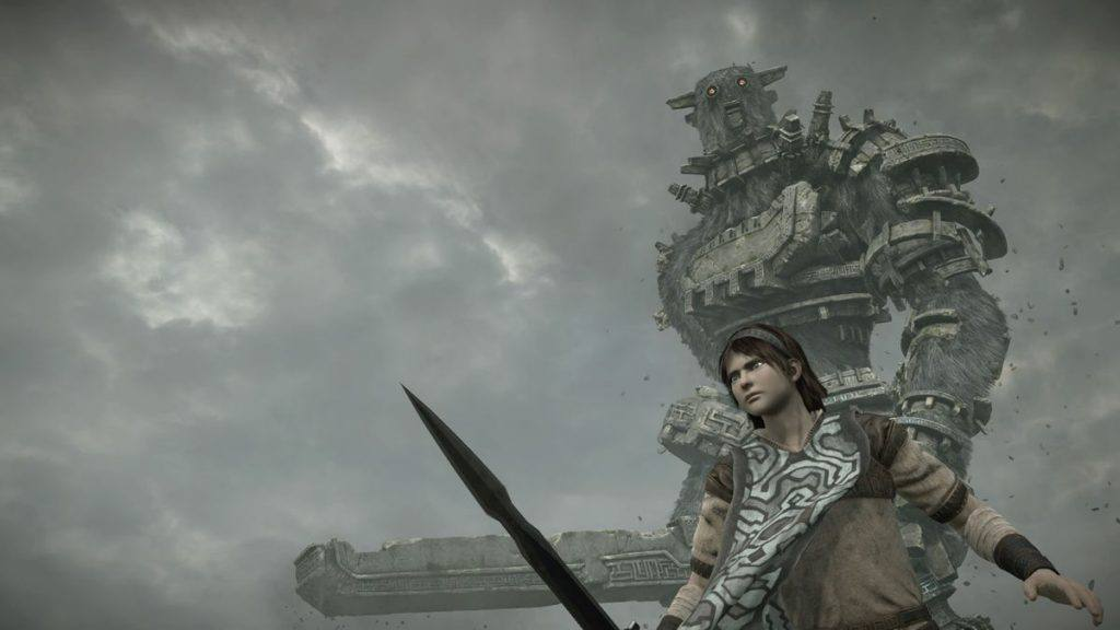 Shadow of the Colossus is available in the March PS Plus Games!