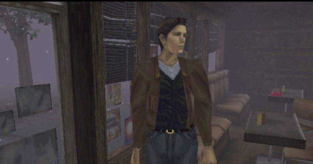 Silent Hill, a classic PS1 Horror Game.