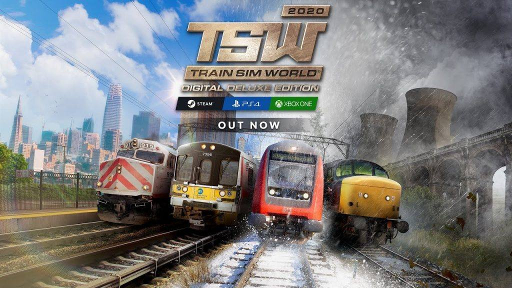 Train Simulator 2020 is coming soon to xbox game pass
