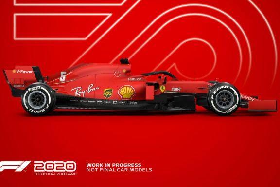 F1 2020 Release Date