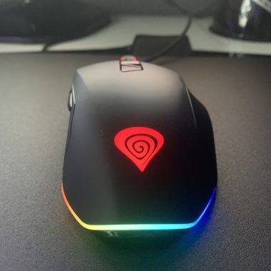 Genesis XENON 770 Gaming Mouse Review Main Image.