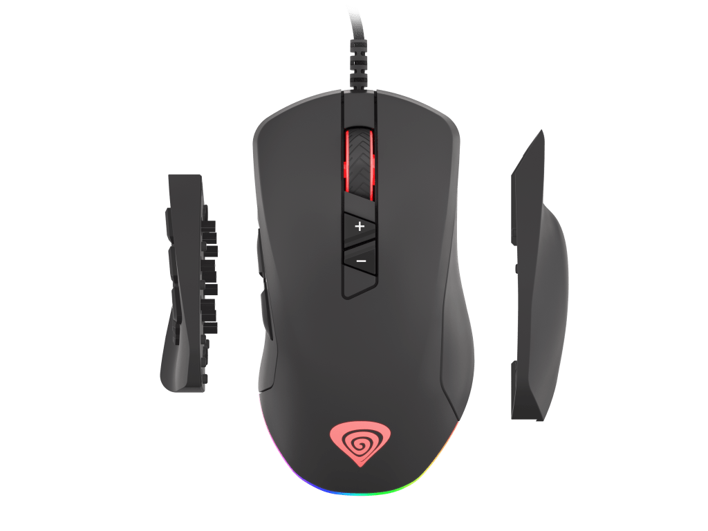 Genesis XENON 770 Gaming Mouse Side Buttons