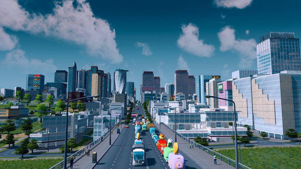 Ctities Skyline: A free game available with PS Plus in May 2020