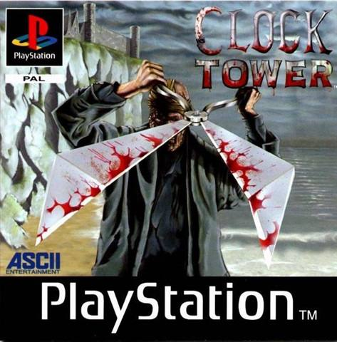 Clock Tower PS1
