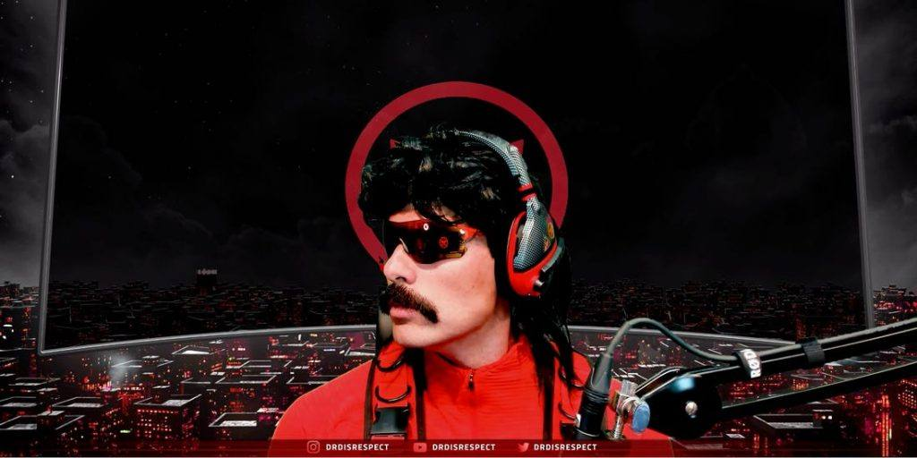 Who is Dr Disrespect: The mullett features heavily!