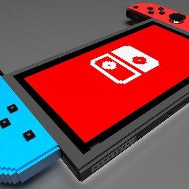 Dual Screen Nintendo Switch