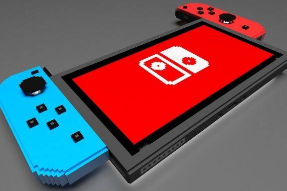 Dual Screen Nintendo Switch