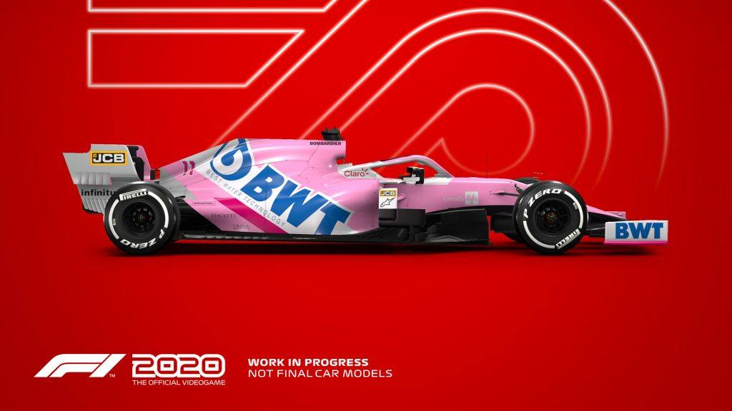 F1 2020 Release Date: The cars look fantastic!