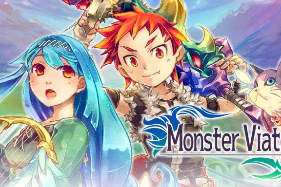 Monster Viator Nintendo Switch Release Date