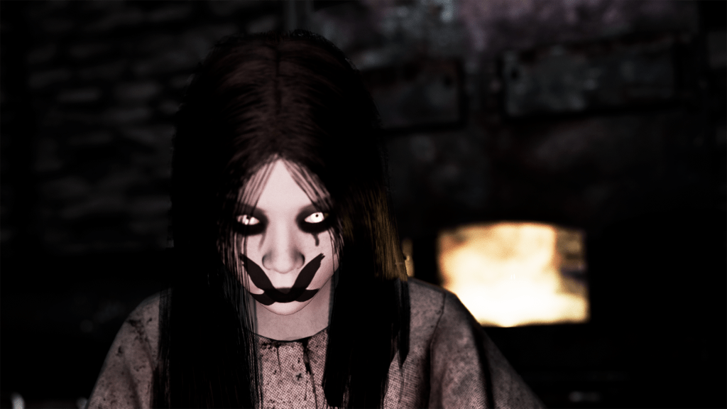 Pacify - The main antagonist is really creepy and well designed!