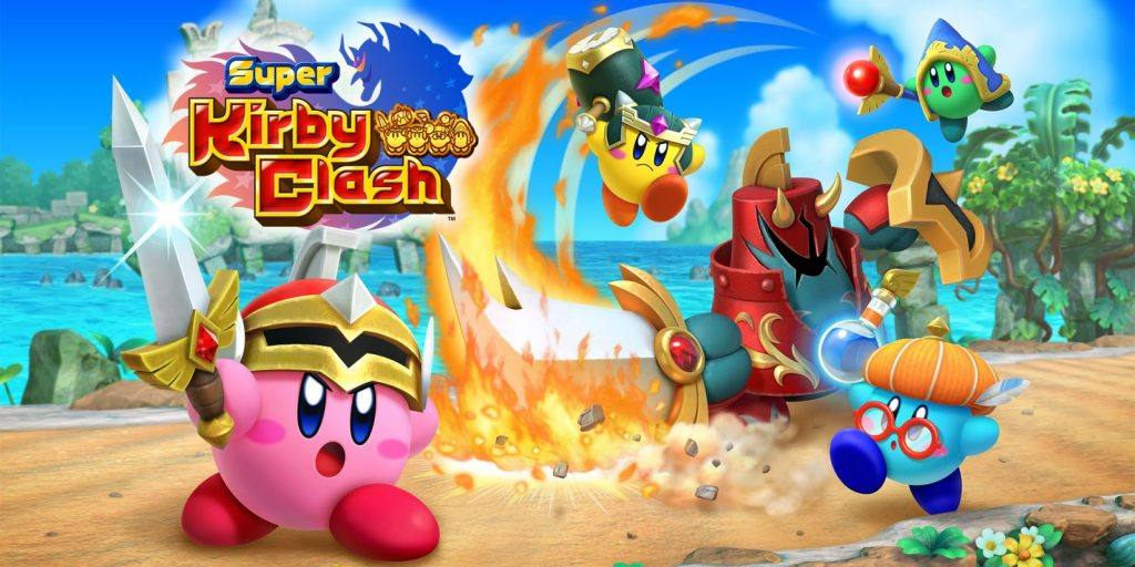 Super Kirby Clash is a fantastic free Nintendo Switch Game.