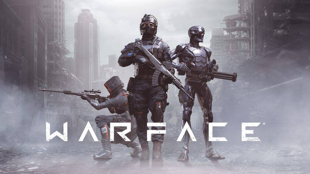 Warface is a first person shooter on the Nintendo Switch.
