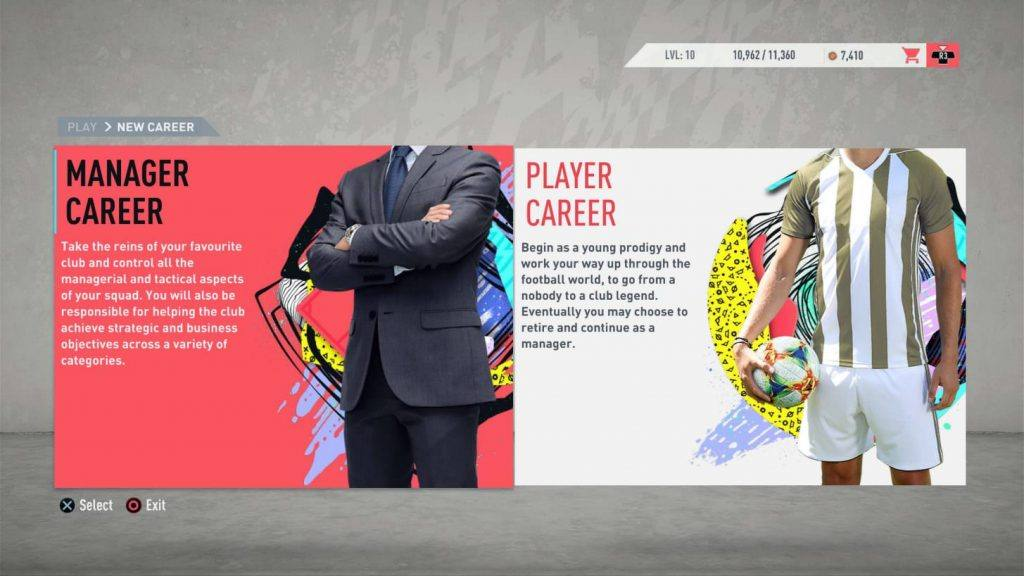 FIFA 20 Switch Review: Player or Manager Mode makes a comeback.