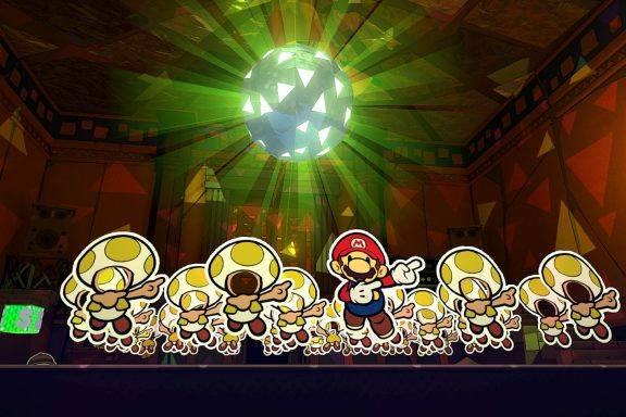 Paper Mario: The Origami King Release Date