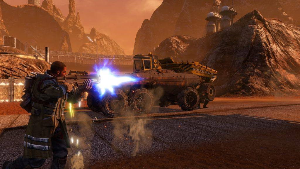 We'd like to see Red Faction come to Gold!