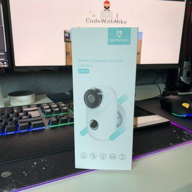Heimvision HMD2 Smart Camera Review